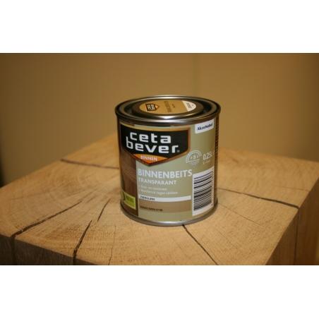 Lasure / huile pour socle en chêne - incolore