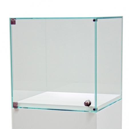 Vitrine display 45 x 45 x 45 cm