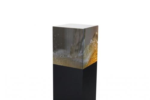 À venir : Socle cube en LED